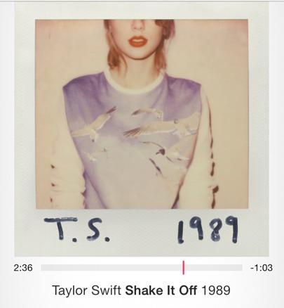 shake it off