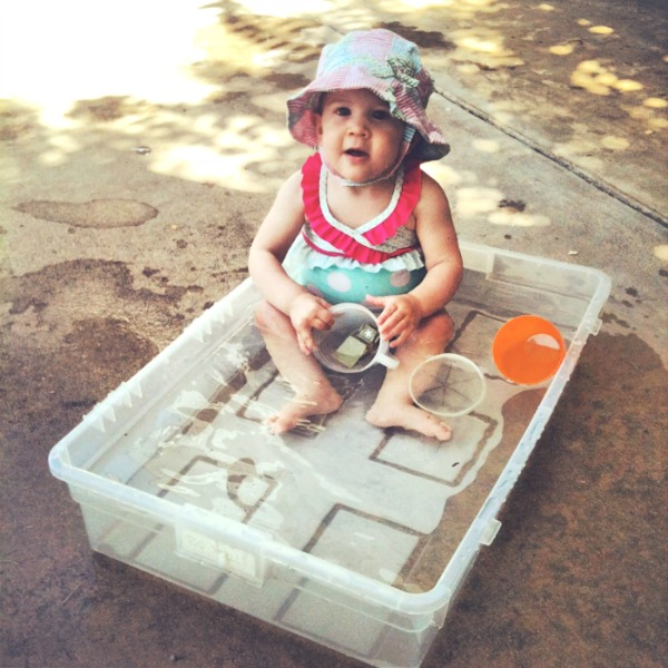 rubbermaid pool