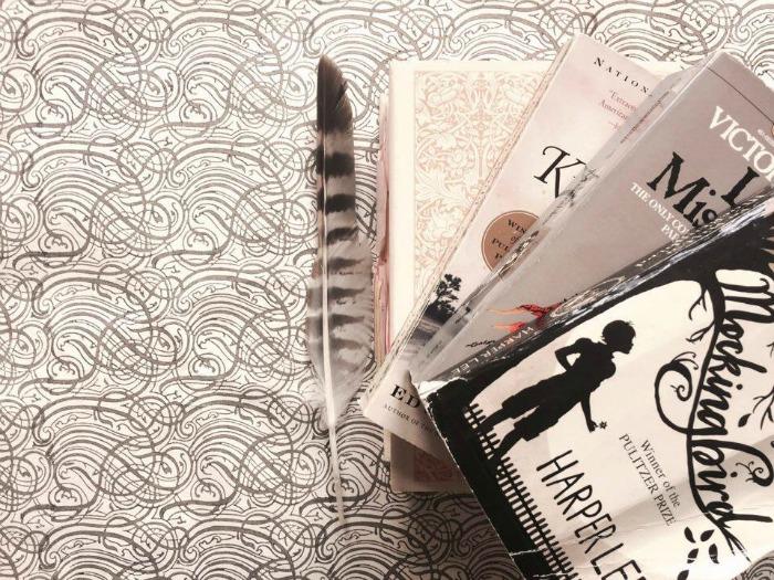 5 fave lit novels