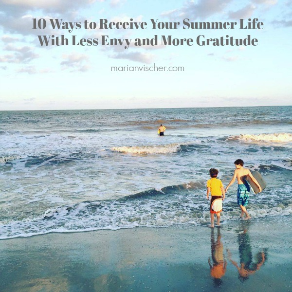 10 ways to receive summer life