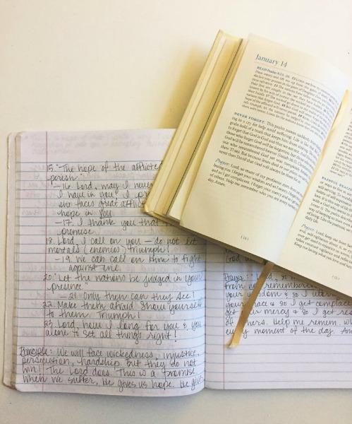bible study jour devo